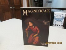 "Follow Along With The Mass -- September Issue Of ""Magnificat"" in Kingwood, Texas"
