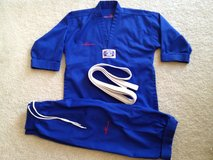 KIDS Karate Costume Martial Arts Fits ages 5-7 in Naperville, Illinois