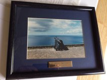 Framed & matted photo of The Brimstone Hill Fortress in St Kitts, Carribean in Naperville, Illinois