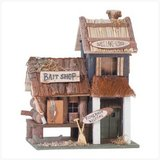 Designer Birdhouse: Bass Lake Lodge 31245 New in Tacoma, Washington