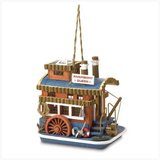 Designer Birdhouse: Riverboat Queen 37922 New in Tacoma, Washington