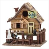 Designer Birdhouse: Yacht Club 32188 New in Tacoma, Washington