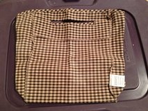 Longaberger medium wall pocket basket liner in Fort Leonard Wood, Missouri