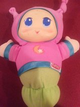 Playskool Glow Worm- Pink in Bolingbrook, Illinois