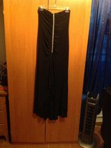 Black, Strapless Evening Dress in Ramstein, Germany