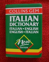 Italian Dictionary in Chicago, Illinois