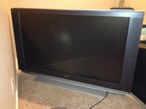 55 inch Sony HDMI Projection TV in Fort Campbell, Kentucky