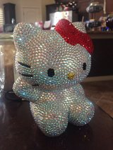 40th Anniversary Hello Kitty Bank in Fort Bliss, Texas