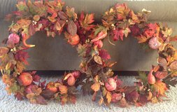 Fall Wreaths in Chicago, Illinois