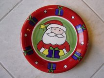 Christmas Dishes in Kingwood, Texas