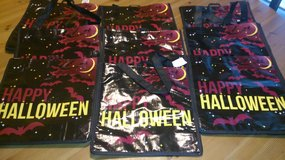 Reusable trick or treat bags in Kingwood, Texas