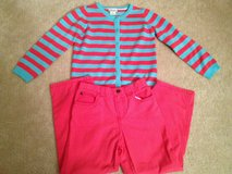Girls 5T Sweater & Pants Set in Aurora, Illinois