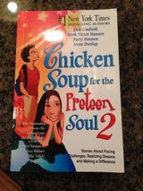 Chicken Soup for the Preteen Soul(shown), also have 'Teen', & 'Christian Teen' in Naperville, Illinois