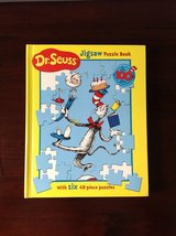 Dr. Seuss Jigsaw Puzzle Book with Six 48-Piece Puzzles in St. Charles, Illinois