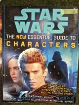 """Star Wars """"The New Essential Guide To Characters"""" in Hinesville, Georgia"""