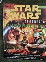 """Star Wars """"The New Essential Guide Chronology"""" in Hinesville, Georgia"""