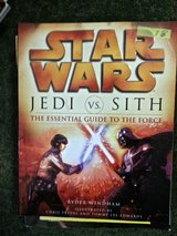"""Star Wars """"JEDI vs SITH"""" The Essential Guide To The Force in Hinesville, Georgia"""