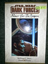 """Star Wars DARK FORCES """"Soldier For The Empire"""" in Hinesville, Georgia"""