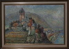 Cochem Oil Painting in Ramstein, Germany