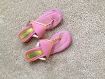 Materia prima pink size 7 sandal leather soled in Chicago, Illinois