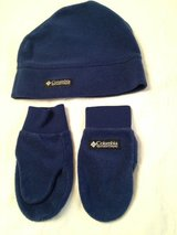 Columbia Youth SMALL Hat & Mittens in Lockport, Illinois