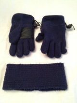 Boys 4-7 Winter Gloves & Head Band in Lockport, Illinois