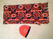 NEW!! Kids Chicago Bears Hat & Scarf in Lockport, Illinois
