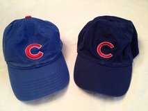 Chicago CUBS Baseball Caps Hats in Lockport, Illinois