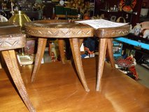 VINTAGE GERMAN ANTIQUE TABLE WITH STOLLS in Fort Rucker, Alabama