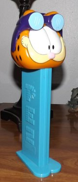 12 inch Garfield Pilot Pez Dispencer in Camp Pendleton, California