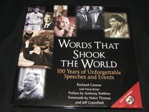 Words that shook the world in Naperville, Illinois