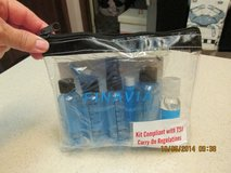 """""""Carry On"""" Bottles For Your Liquid Toiletries - TSA-Compliant - Brand New in Houston, Texas"""