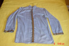 1960's Mens Vintage Nehru Shirt - in Lockport, Illinois