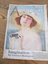 Reduced~The American Magazine Septmeber 1925 in Yorkville, Illinois