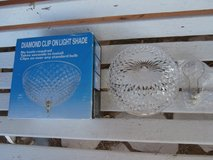 Diamond Clip Onlight Shade in Yucca Valley, California