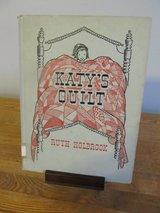 Reduced~Katy's Quilt by Ruth Hollbrook~Vintage Book~Reduced in Yorkville, Illinois