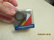 Philippine Airlines Key Chain - New In Pkg in Houston, Texas