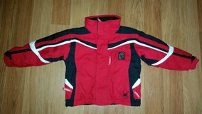REDUCED Warm Spyder Kids Ski Coat GREAT COND SZ 4 in Glendale Heights, Illinois