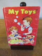 My Toys by Augusta Goldin~Vintage in Yorkville, Illinois