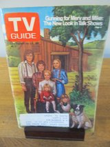TV Guide Little House on the Prairie~July 1980 in Chicago, Illinois