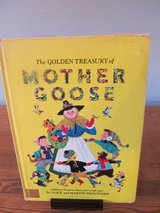 Reduced~Mother Goose by Alice & Martin Provensen~Vintage in Aurora, Illinois