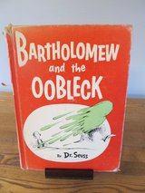 Bartholomew and the Oobleck by Dr. Suess~Vintage~Reduced in Aurora, Illinois