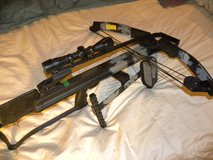 PSE Crossbow--STARFIRE II 150 Pound Pull / Unused,,,,With  SCOPE in Camp Lejeune, North Carolina
