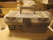 """REDUCED - Cool D.I.Y. Portable Tool Box By """"Stanley"""" - About A Foot Long - NWT in Houston, Texas"""