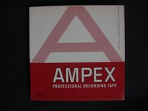 Vintage AMPEX 7 inch Reel To Reel Audio Tapes Lot of 43 in Fairfield, California