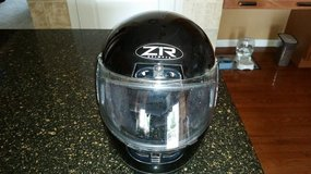Z1R Motorcycle Helment - Black Size S in Naperville, Illinois
