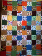 Handmade Frog Quilt in Fort Gordon, Georgia