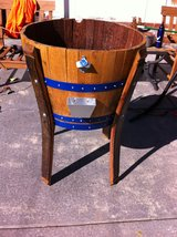 USAF WINE BARREL COOLERS/USAF/NAVY/ARMY/CUSTOMIZED in Travis AFB, California