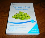 Weight Watchers Complete Food Companion Guide Book in Kingwood, Texas