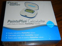NEW Weight Watchers Points Plus Calculator Daily Weekly Tracker in Houston, Texas